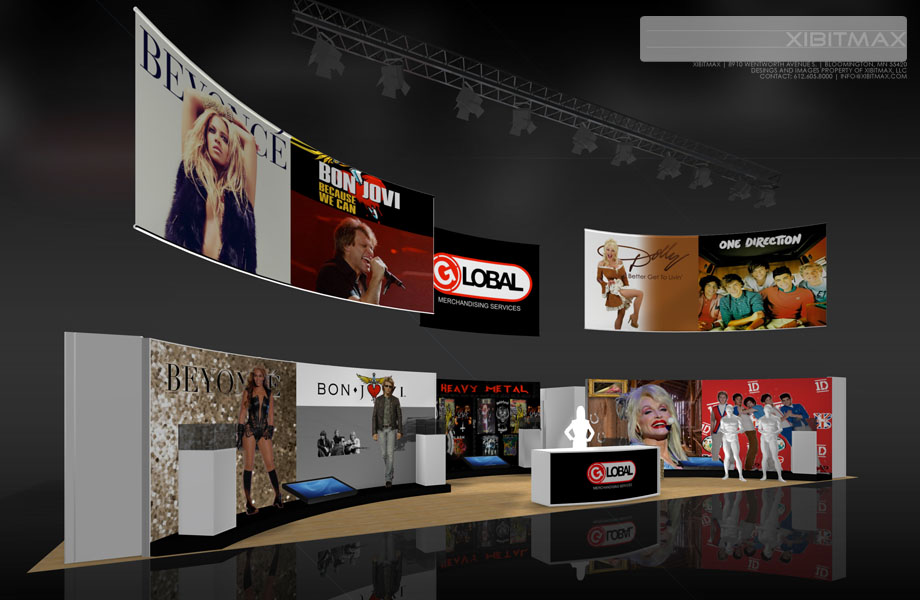 Design Matters: How You Can Grow Your Business with Just Your Exhibit Booth's Design